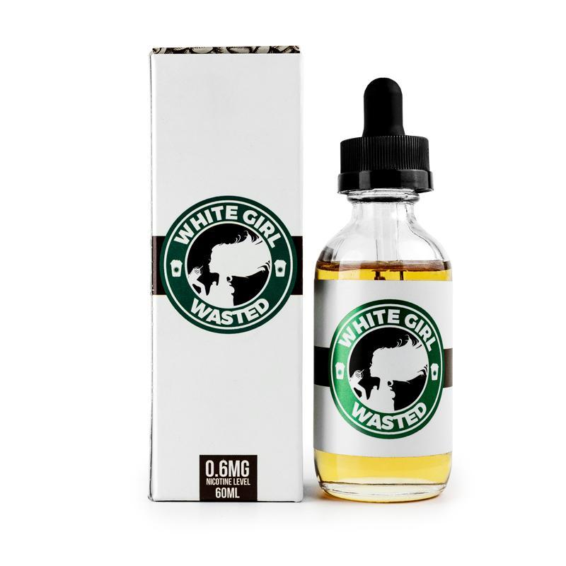 Cyberliquids – White Girl Wasted 50ml Short Fill