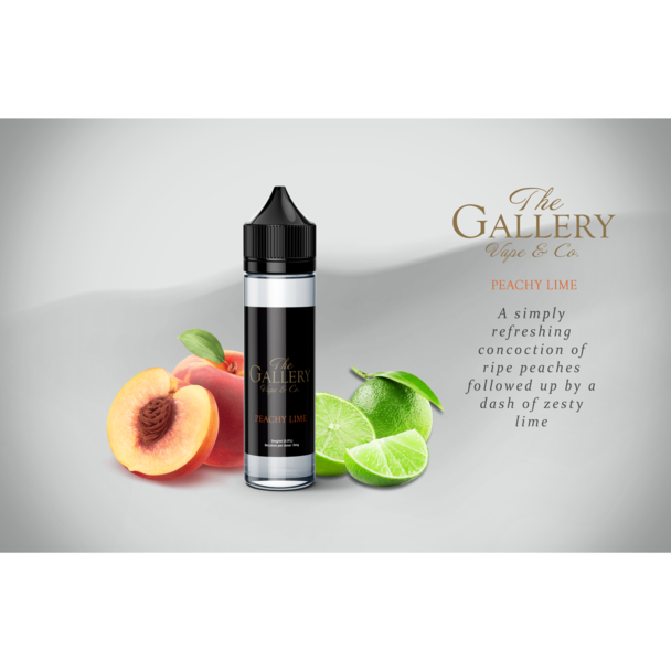 The Gallery – Peachy Lime