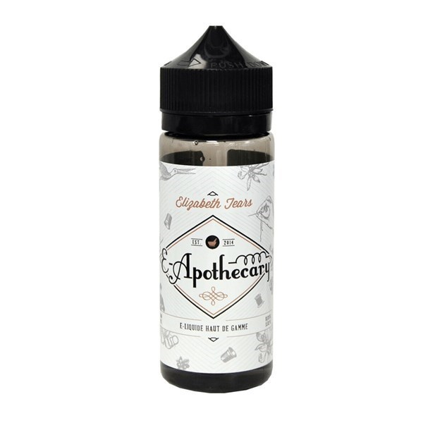 E-APOTHECARY – ELIZABETH TEARS 0MG 100ML SHORTFILL
