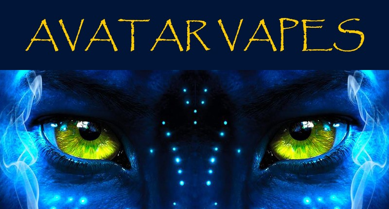 Avatar Vapes Eliquid 10ml 3,6,12 & 18MG