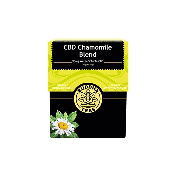 Buddha Teas CBD Chamomile Blend Tea Bags 5mg