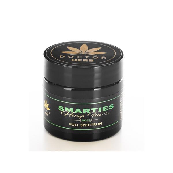 Doctor Herb Smarties – 3.5g CBD Hemp Flower Tea (20% CBD)
