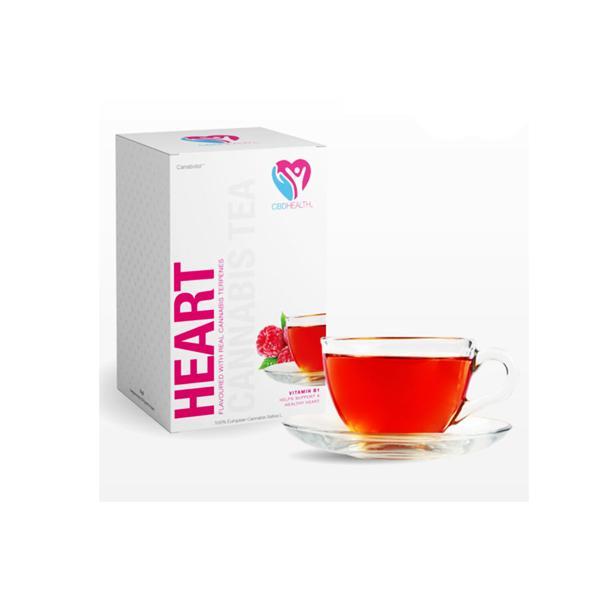 Canabidol Health Heart Support Tea