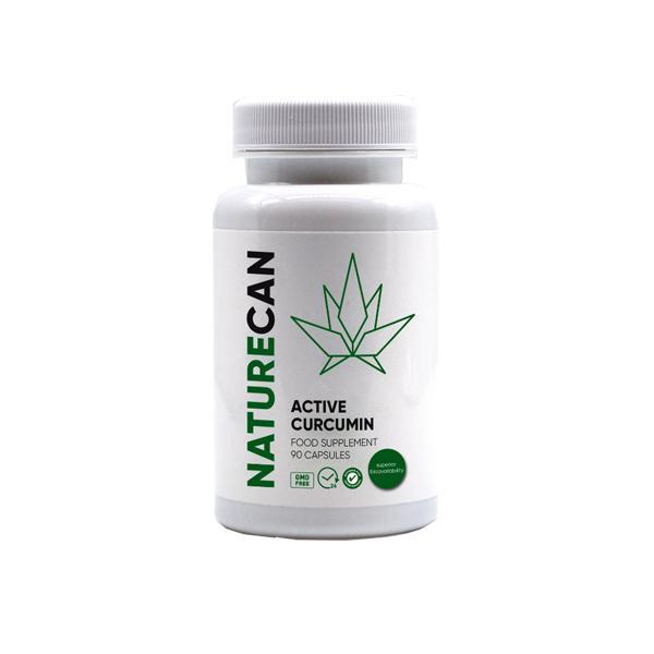 Naturecan Active Curcumin 90 Capsules