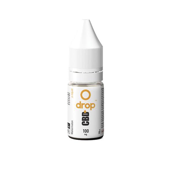 CBD Drop Flavoured E-Liquid 100mg 10ml
