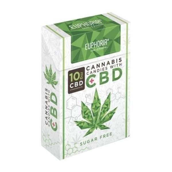 Euphoria 10MG CBD Cannabis Candies