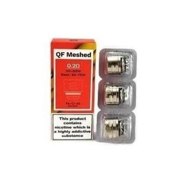 Vaporesso QF Meshed Coil – 0.2 Ohm