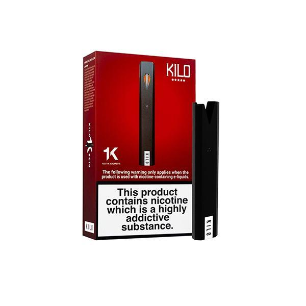 Kilo 1K ECigarette System (FREE STAND)