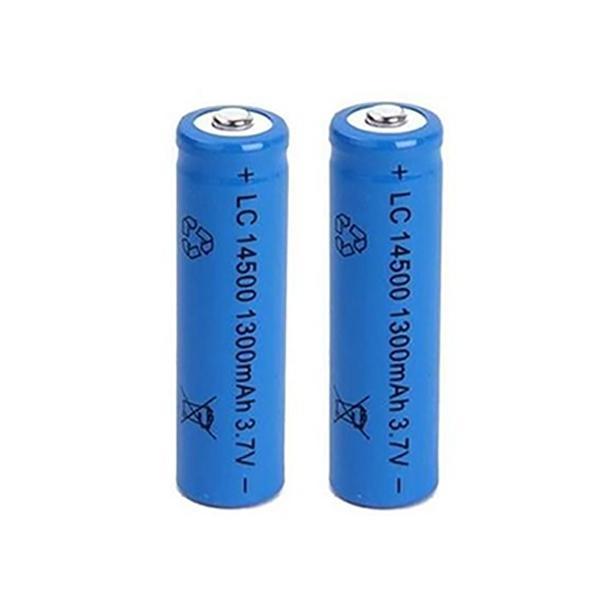 LC 14500 1300mAh Battery