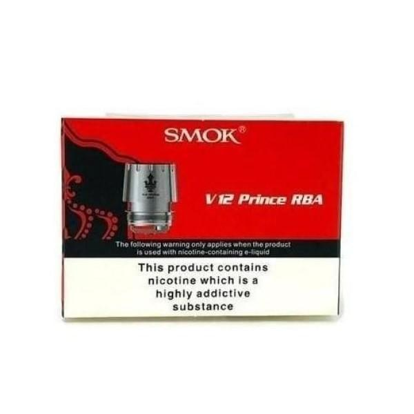 Smok V12 Prince RBA Deck Kit