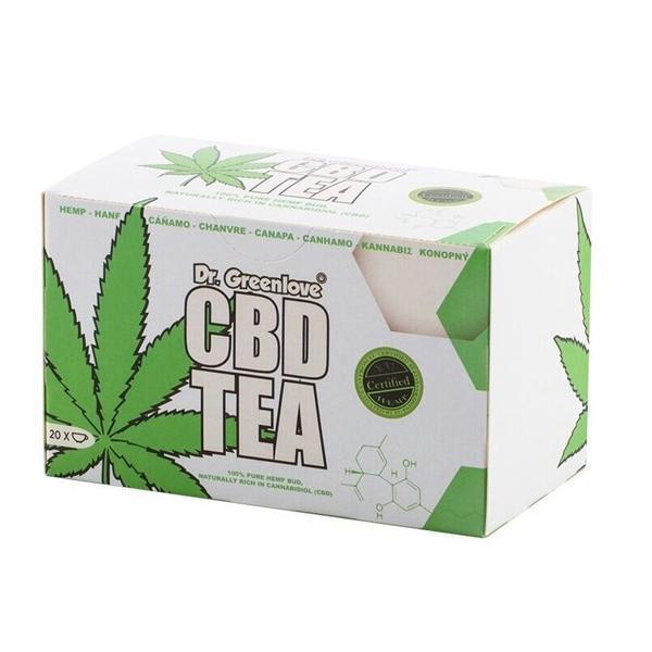 Dr Greenlove's CBD Tea