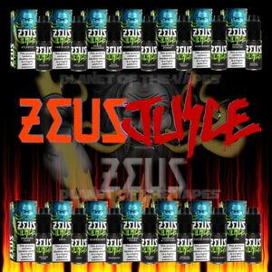 Zeus Juice 10ml 70/30 VG/PG
