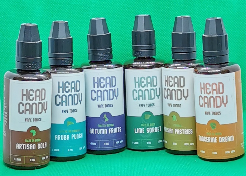 Head Candy E-Liquid 50ml 0MG