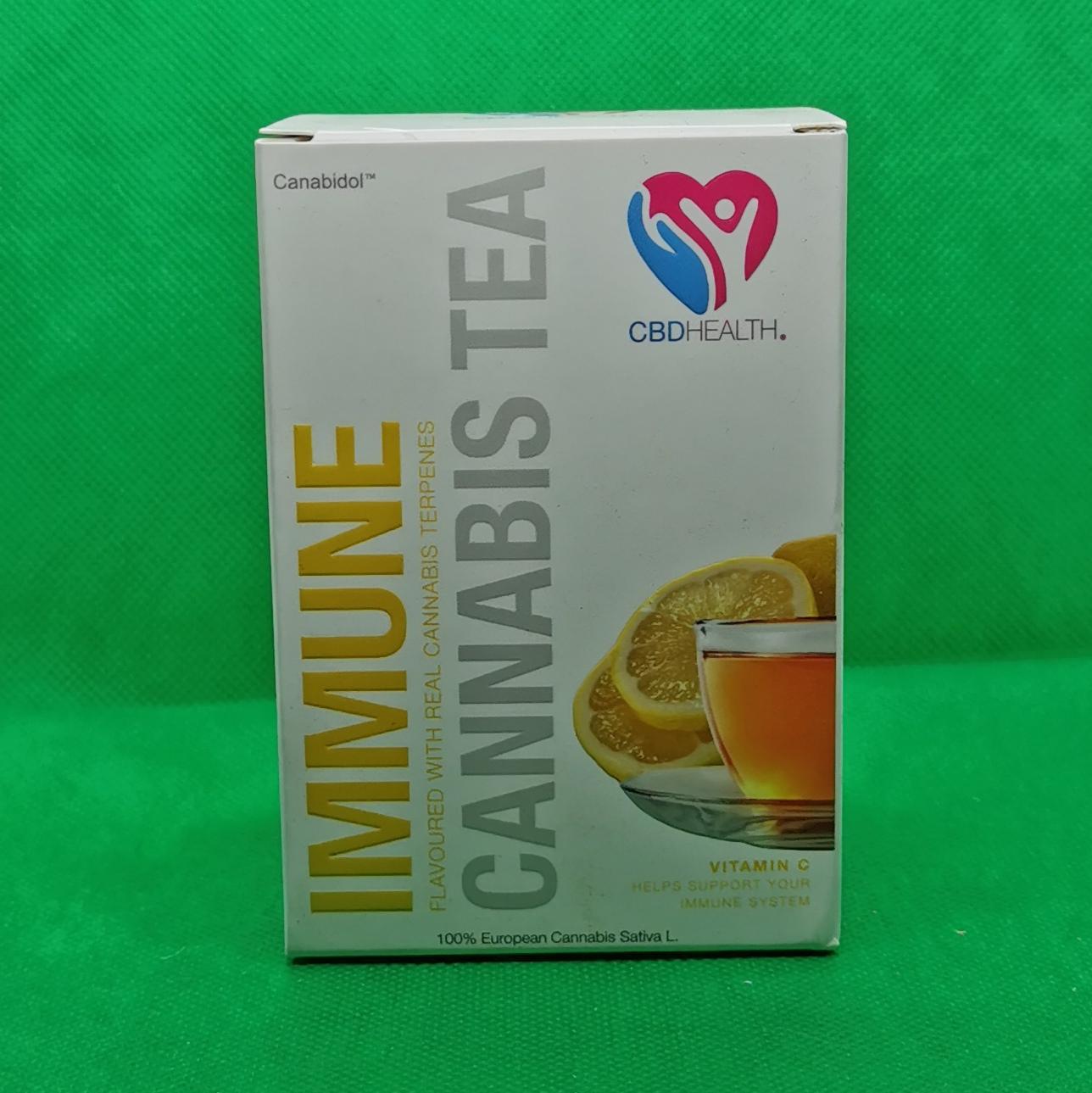 CBD Immune Support Tea